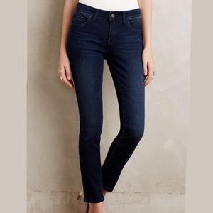 Anthropologie pilcro stet skinny jeans